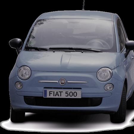 Fiat 500 - all